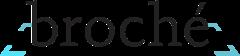 Broché Logotipo